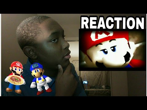 Super Mario 64 Bloopers: Spaghetti Law. [REACTION]