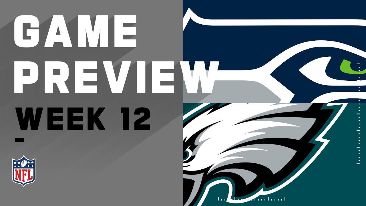 Seahawks vs. Eagles Week 12 Predictions