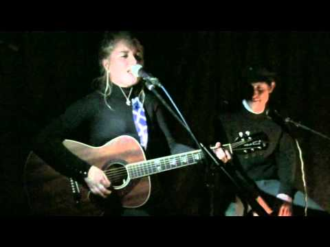 Carly Connor & Gerry Cinnamon (Into the Fire) at The Priory - 12th November 2014