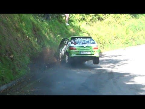 Subida Santo Emiliano 2018 | Crashes & Show | CMSVideo