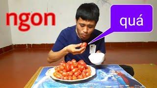 ăn Quả Nhót Chua Quá   Kiên Vlogs