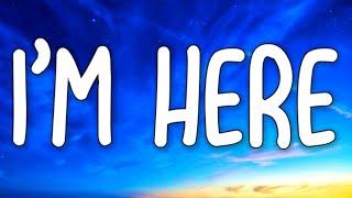 Celeste - I'm Here (Lyrics)