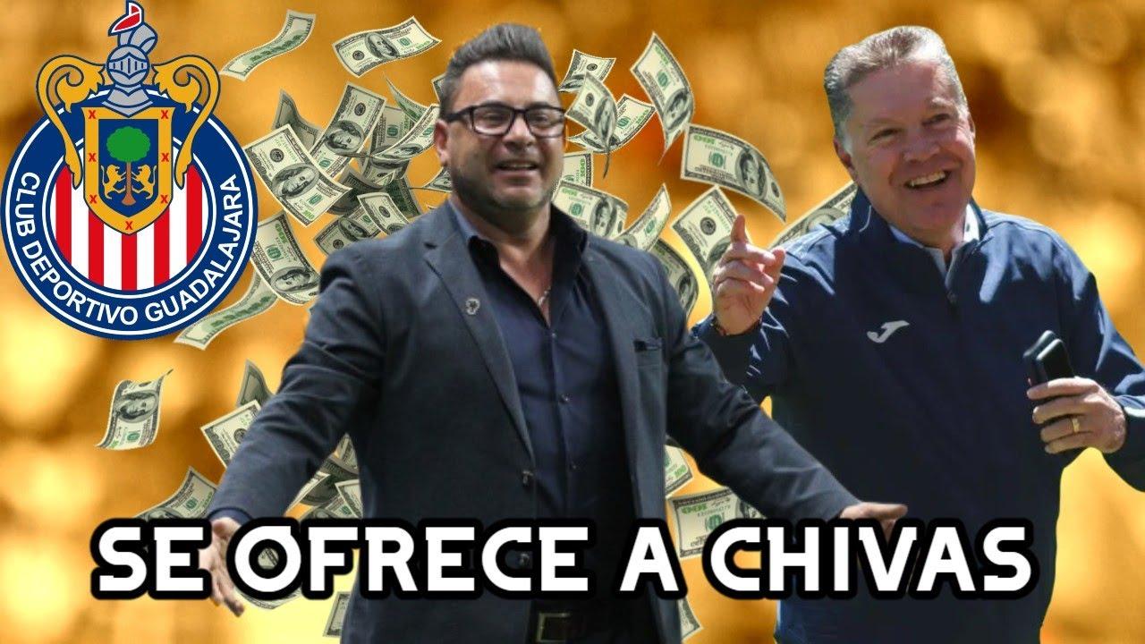🚨Noticias Chivas Hoy | MOHAMED se ofrece a Chivas para tomar el lugar de Vucetich | Liga MX
