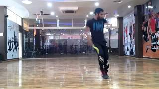 Aadat se Majboor (ladies vs ricky bahl)- Bollywood Dance by N-DraY