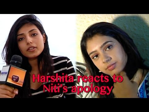 Harshita Gaur Accepts Niti Taylor's Apology And Reacts To The FAN's BASHING FIASCO