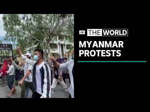 Myanmar's shadow government declares resistance war in 'public revolution' against junta | The World