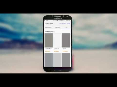 How to get samsung paid themes for free 100% working