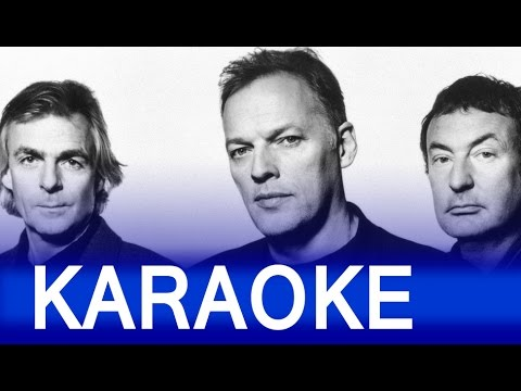 Pink Floyd – Wish You Were Here Lyrics Instrumental Karaoke
