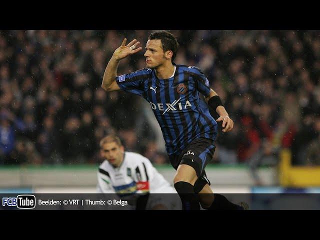 2007-2008 - Jupiler Pro League - 30. Club Brugge - Cercle Brugge 1-0