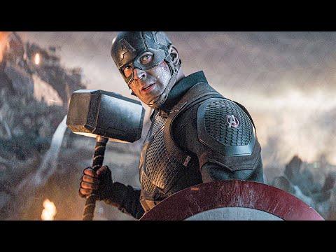 Cap Grabs Thor's
