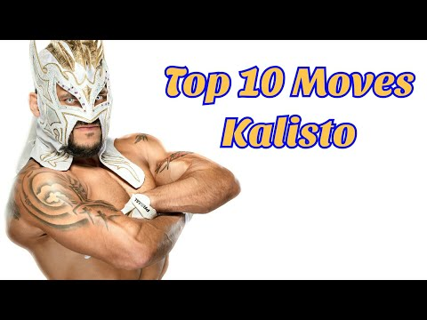 Download Top 15 Moves of Kalisto