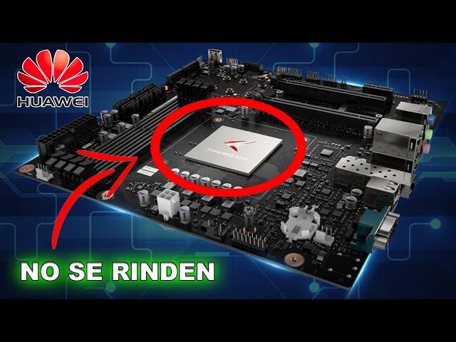 HUAWEI no se RINDE placa base y procesador (KUNPENG 920)