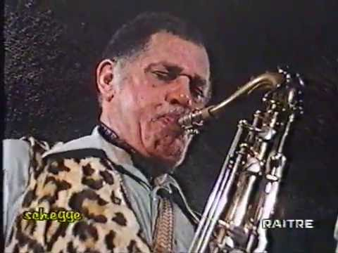 Dexter Gordon Quartet (Live at the Music Inn, Rome) -- Backstairs