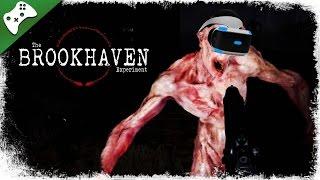 Brookhaven Experiment PSVR - Криворукий отстрел 🎮
