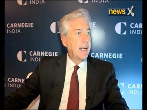 William Burns speaks exclusively to Geeta Mohan (Foreign Affairs Editor) of NewsX