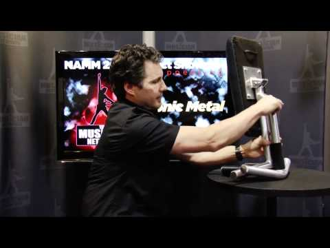 NAMM 2011 Product Showcase: Iconic Metal