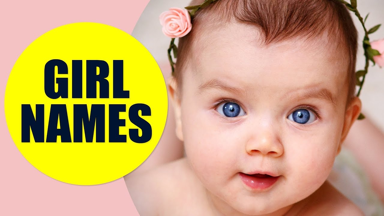 Download Girl Names in English - Most Popular Female Names for Baby Girls