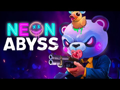 Neon Abyss Official Release Date Trailer Youtube