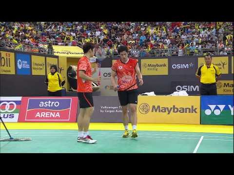 Final MD F Ashan, Setiawan vs Ko, Lee - 2013 Malaysia Open Kingson