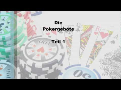 Der Kodex des Poker Texas Holdem no limit Teil 1 HD_3D
