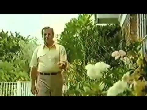 Don Shula ,Hyponex Lawn Fertilizer commercial