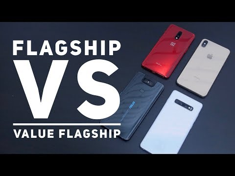 Flagships Vs Value Flagship Smartphones