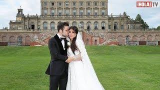 La fabulosa fiesta de boda en Ibiza de Cesc Fábregas y Daniella Semaan   ¡HOLA! TV
