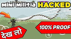 How to hack Mini Militia