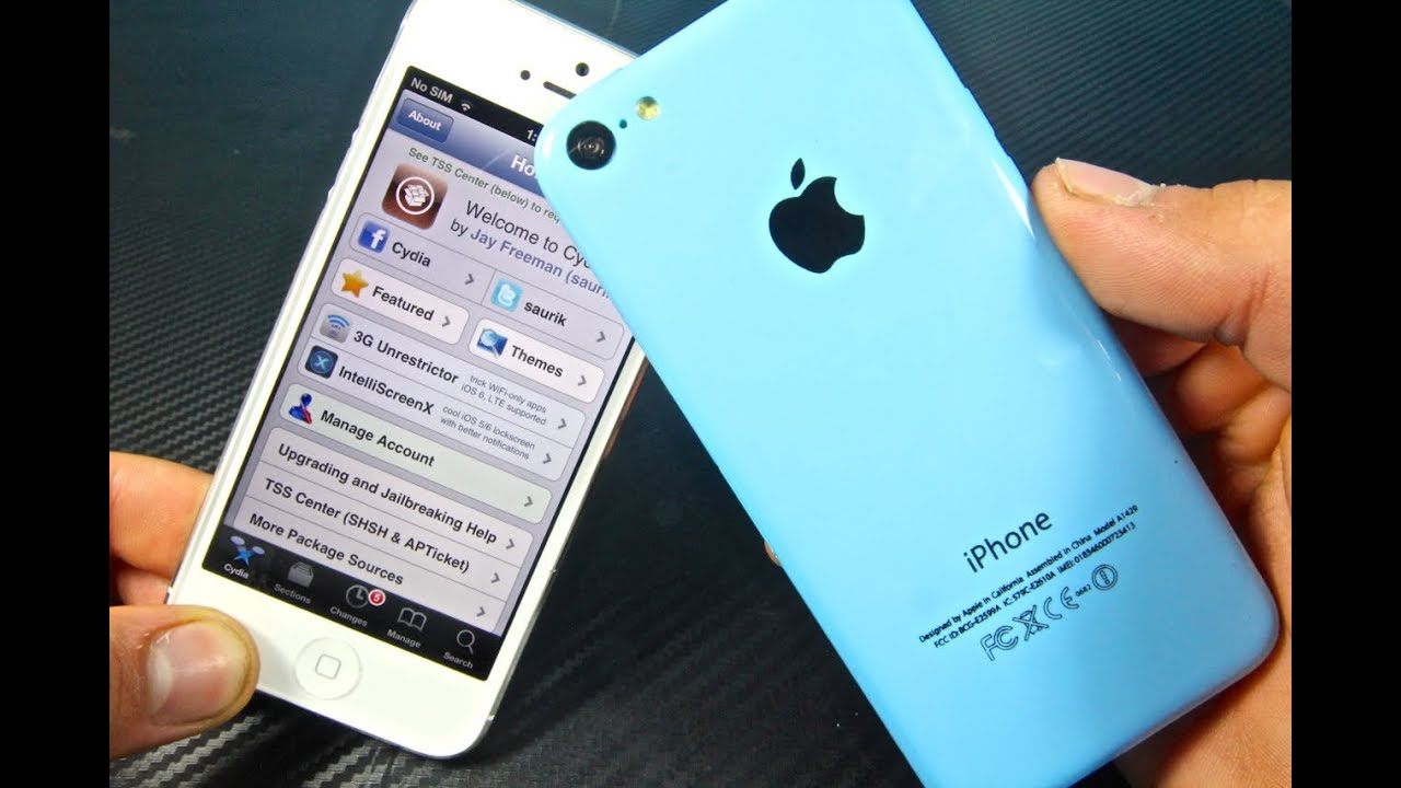 buy iphone 5c iphone 5c on amp 6 1 4 6 1 3 untethered jailbreak 10318