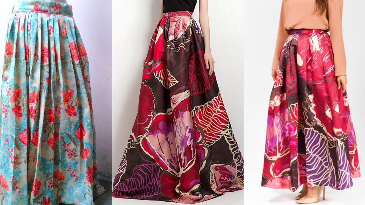 Maxi Skirt DIY | Long Maxi skirt drafting, cutting and stitching ...