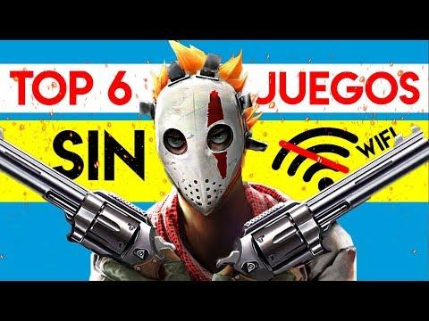 TOP 6 Mejores JUEGOS ¡Sin INTERNET! 2019 | Juegos ANDROID & IOS Para CELULAR ¡DIVERTIDOS Y OFFLINE!
