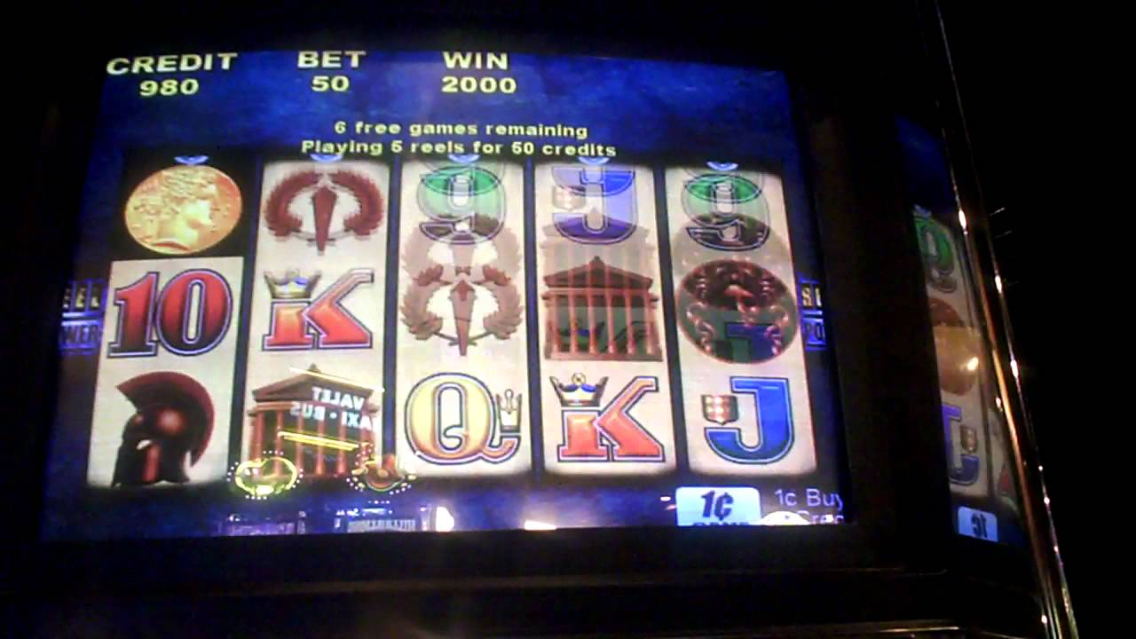 Wings Of Olympus Slot Machine