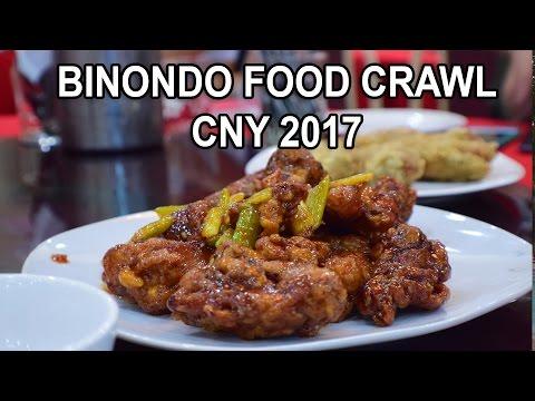 Binondo Food Crawl CNY 2017