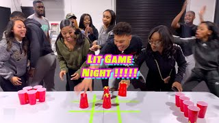 Lit Game Night: New Years Eve Edition
