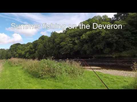 Summer fishing on the Deveron