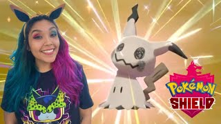 Shiny Hunting Mimikyu! in Pokemon Sword and Shield