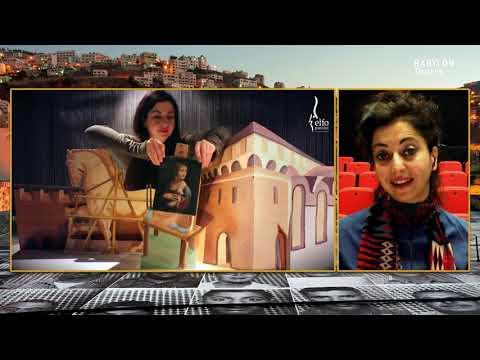 BABYLON - LEONARDO, CHE GENIO!, lo spettacolo pop-up adesso in video