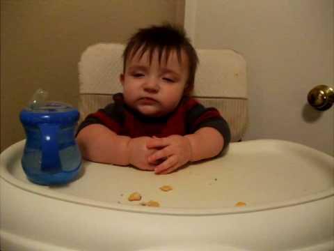 Funny Baby Sleep Eating Youtube