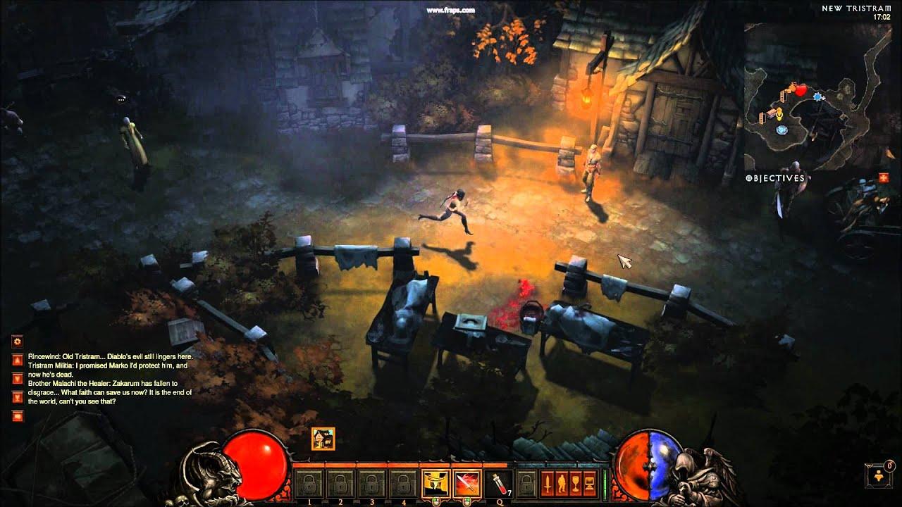Diablo III Benchmarked - NotebookCheck net Reviews