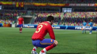 FIFA World Cup 2010 South Africa Gameplay (HD)