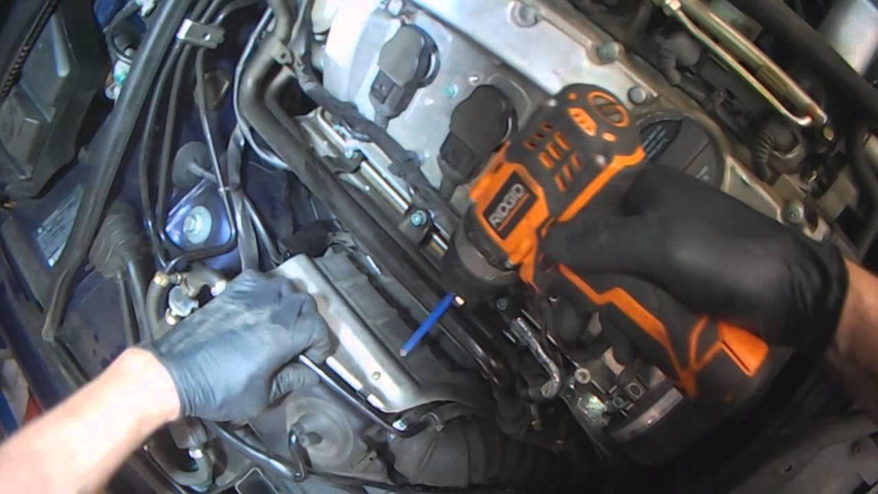 2011 Honda Crv Wiring Diagram Vw B5 1 8t Bank 1 System Too Lean Part Throttle Youtube