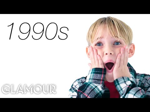 100 Years of Boys' Clothes | Glamour