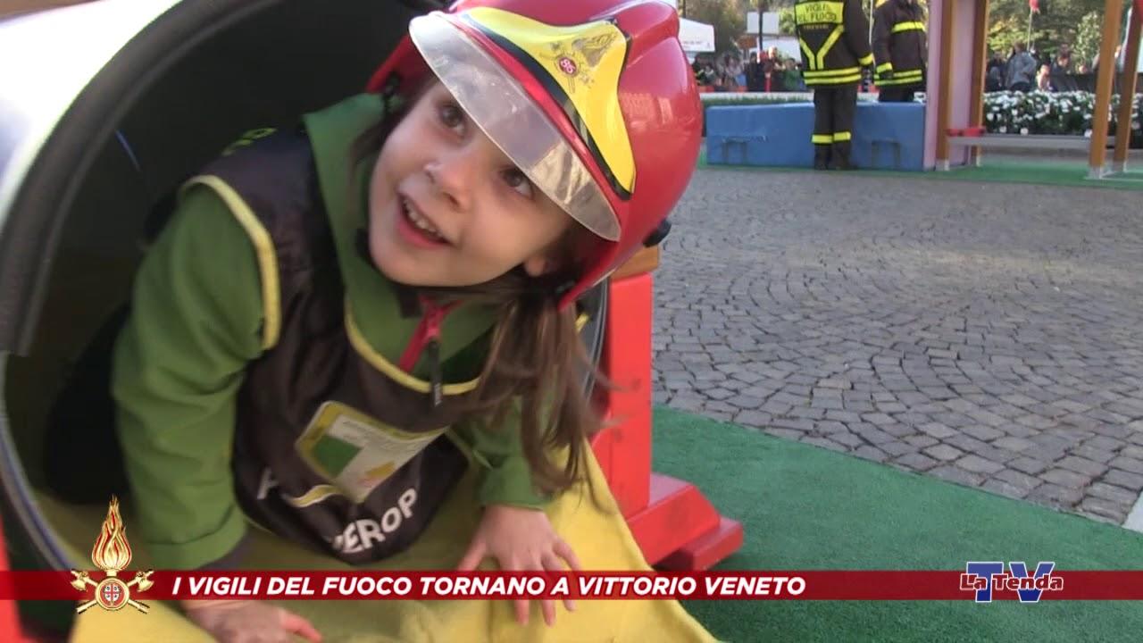 I Vigili del Fuoco tornano a Vittorio Veneto - Domenica