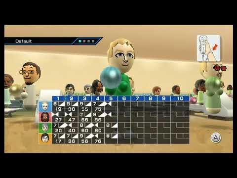 Wii Sports – Bowling: Fortnite Battle!