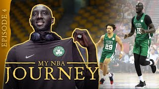 """Time To Go To WORK."" 7'7"" Tacko Fall Opens Up On The Celtics, Summer League & Quieting The HATERS!"