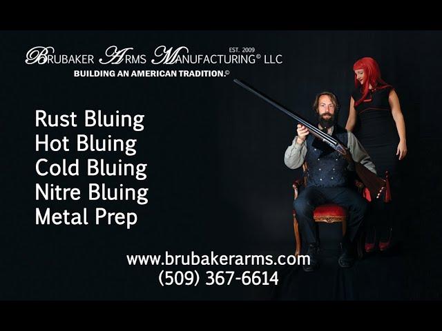 Gun Bluing And Metal Prep