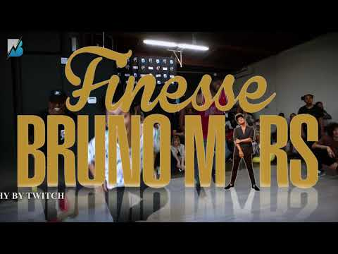 """""""FINESSE"""" Choreography by Stephen """"tWiTcH"""" Boss"""