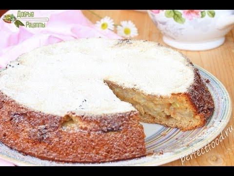 Американский пирог crazy cake рецепт