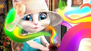 HAMORA - My Talking Angela Android Gameplay