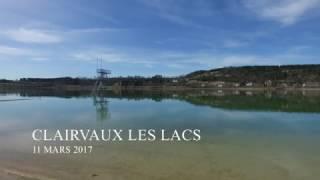 DJ STARF. Clairvaux les Lacs. Le Jura vu du ciel. Lac de Clairvaux
